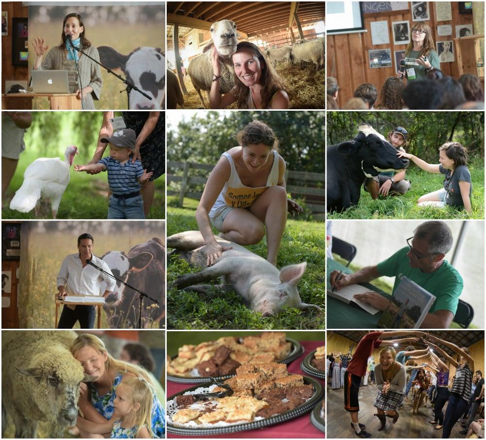Farm Sanctuary's 2015 Hoe Down