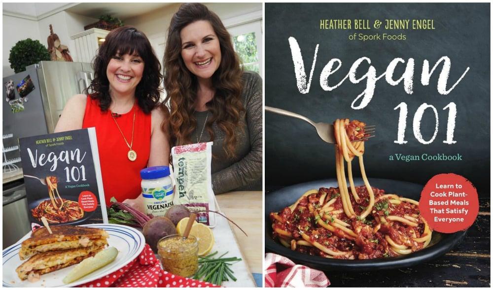 New vegan cookbook by Spork Foods sisters
